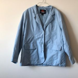 Totes Light Blue Blazer/Jacket